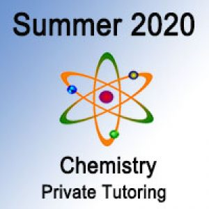 Chemistry Private Tutoring