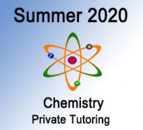Chemistry Private Tutoring