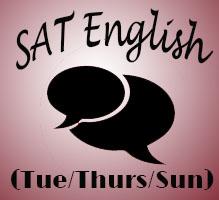 SAT English Classroom