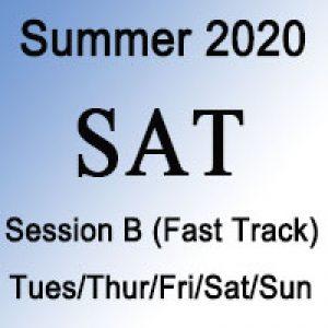 SAT Fast Track Summer